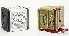 Netflix法国新剧马赛Marseille营销活动 带血肥皂