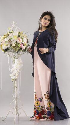 Smart is a beautiful 2 piece dress from Elitar. Decent combination of colours. Fabric: Soft Size: M, L, XL Colour: Rose/blue Event Dresses, Kimono Top, Silk, Floral, Fabric, Color, Beautiful, Tops, Women
