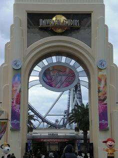 Universal Studios Japan, Japan Image, Travel Information, Hotel Deals, Japan Travel, Osaka, Places Ive Been, Beautiful Places, Journey