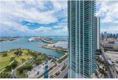 Views 1040 Biscayne Boulevard, Unit 3207, Miami, FL, 33132 #TenMuseumPark #madeleineromanello #realmiamibeach 