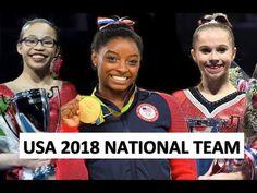 2018 USA National Team | April |