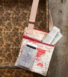 How To Make An Urban Cross Body Bag