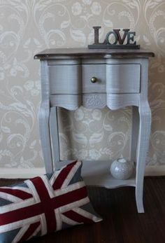 Beautiful shabby chic furniture from one of my fave online home stores - www.melodymaison.co.uk