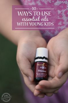 Ways to use essential oils with young kids. I had no idea how much I would rely on these as a mom.