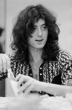 """Jimmy Page ..one of my faves. Cannot believe I never pinned this until now... >>> One of my forever favourites. One of the first songs I learned to play on my Guitar was """"Stairway to Heaven""""...I have been entranced ever since <3"""