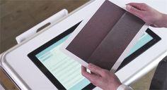 Impressora Mofrel da Casio pode imitar textura de couro, madeira e tecido sobre papel - Stylo Urbano #moda #design #tecidos #tecnologia