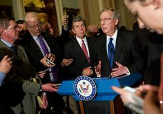 """KENTUCKY ~ LISTEN UP ~ YOUR MAN ADMITS  Senator McConnell agreed that yesterday's vote """"sent a powerful message,"""" adding, """"If the American people think that just because they voted us into office and pay our salaries, benefits, and pensions, we are somehow obliged to listen to them, they are sorely mistaken."""""""