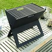 Easy to travel with portable grill. Great for the RV!
