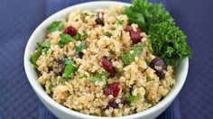 Cocina con quinoa / Foto: http://istockphoto.com/