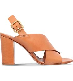 CHLOE Leather sandals