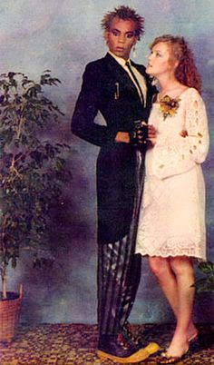 RuPaul High school prom