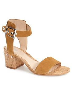 baeden suede sandal