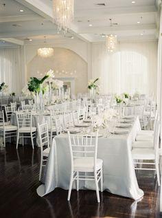 Fresh and contemporary table decor: http://www.stylemepretty.com/2017/03/22/fresh-and-contemporary-newport-wedding/ Photography: Rebecca Arthurs - http://www.rebecca-arthurs.com/