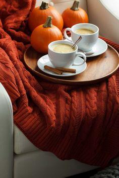 Rooibos Pumpkin Spice Latte