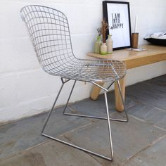 Image of Wire chair