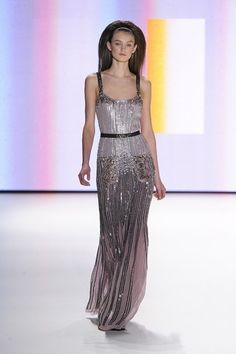 For me, the best dress in the collection. CH NYFW Autumn Winter 12 13