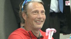 Mads Mikkelsen Meets Fans At London Film And Comic Con