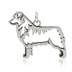 Australian Shepherd charm