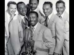 """Louis Jordan- Beans and Cornbread  Louis Thomas Jordan (July 8, 1908 – February 4, 1975[1]) was a pioneering American jazz, blues and rhythm & blues musician, songwriter and bandleader who enjoyed his greatest popularity from the late 1930s to the early 1950s. Known as """"The King of the Jukebox"""", Jordan was highly popular with both black and white audiences in the later years of the swing era."""