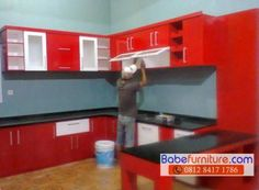 Babe Furniture - Jasa Pembuatan Kitchen Set Terbaik 0812 8417 1786: Tukang Kitchen Set 0812 8417 1786