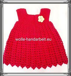 Kleid Sara – Universalecke Crochet Hats, Baby, Fashion, Little Dresses, Products, Amazing, Cotton, Knitting Hats, Moda