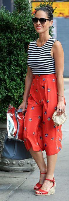 Vogue Daily — Olivia Munn