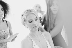 Ibiza Wedding Hair by Elia Martine https://www.facebook.com/eliamartinehairstylist?fref=ts