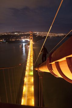 Golden State Bridge, Going to new heights, <3