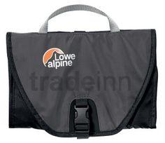 Lowe Alpine Tt Rollup Wash Bag Phantom Black/graphite $21.13