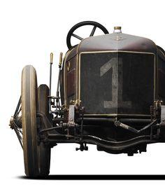 1911 Hispano Suiza Type 45CR