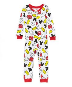 Another great find on #zulily! Mickey Sleeper Blanket - Toddler by Mickey Mouse #zulilyfinds