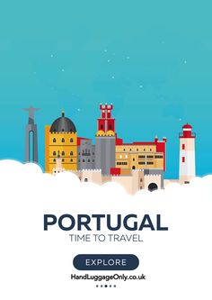 Places To See And Visit In Portugal