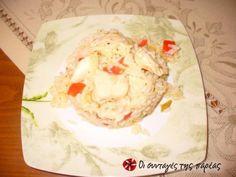 Γρήγορο, εύκολο και πεντανόστιμο ριζότο που εντυπωσιάζει σε γεύση και εμφάνιση.