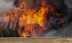 Royal Canadian Mounted Police appeal for information after natural cause ruled out for blaze that led to the evacuation of 90,000 people…