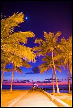 Waikiki Dusk