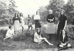 Pamela Reynolds, class of '74. Passed away on January 3, 2015. Featured here with  Sue Castle, Maureen Mines, Alice Dufresne, Cindy Conroy, Deborah Marcus, Lisa Martin,  Pam Cogghill, and Deborah Hooker. No obituary found.