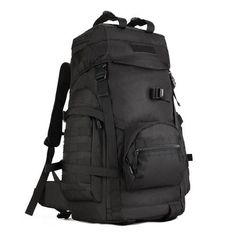 5b048ce250 2016 Men Military Tactics Backpack Women Waterproof Campe Molle Bag  Rucksacks Backpacks Army Bag G120