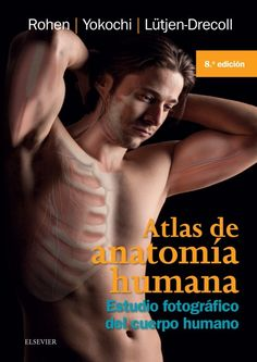 Atlas de anatomía humana : estudio fotográfico del cuerpo humano / Johannes W. Rohen, Chihiro Yokochi, Elke Lütjen-Drecoll. Elsevier, cop. 2016----------------------Bibliografía recomendada: NEUROANATOMÍA, ANATOMÍA XERAL E ANATOMÍA DO APARATO LOCOMOTOR, Grao de Medicina, 1º
