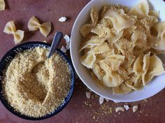 How To Make Vegan 'Parmesan' Cheese (And Make Your Dreams Come True) | The Huffington Post