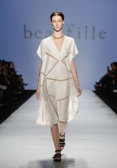 Beaufille Spring 2015 George Pimentel / Getty Images