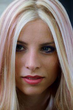 model: Valentina Tortoioli
