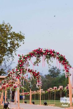 Looking for latest Outdoor Wedding Decorations? Check out the trending images of the best Indian Outdoor Wedding Decoration ideas. Wedding Reception Backdrop, Wedding Entrance, Wedding Mandap, Entrance Decor, Outdoor Wedding Decorations, Backdrop Decorations, Reception Decorations, Flower Decorations, Marriage Reception