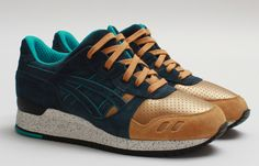 Concepts x Asics Gel Lyte III sneakers