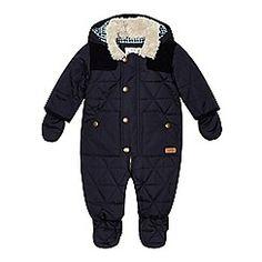 5de7e18e2 Baby - Boys - Kids. J By Jasper ConranNavy QuiltSnow SuitBaby Design DebenhamsKids ...