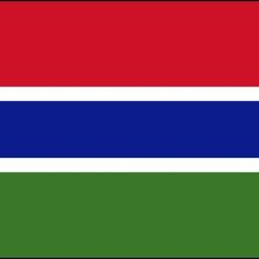 d1218d54c6dd The Gambia Flag Stickers Kenya