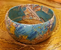 bangle/map...how cool is that?