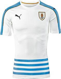 24ffbd850 Uruguay 2016 Copa America Away Kit Released - Footy Headlines World Cup  2018