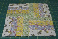 TBT - Rail Fence | Petals and Pins - Tutorial by Penny Rose Fabrics