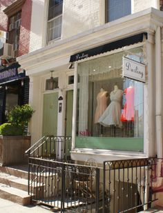 Boutique called Darling NYC in the West Village