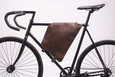 Bike mountable shoulder bag by  LIFT OFF //